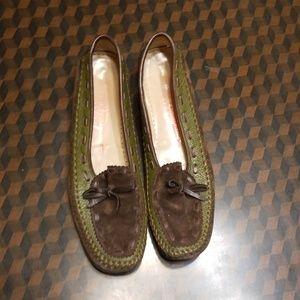 🥿🥿🥿Salvatore Ferragamo shoes size 8 4A